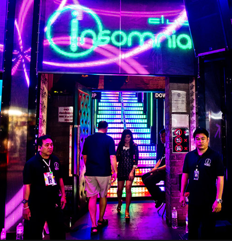 Insomnia Club has one of the most aggressive marketing concepts in Pattaya and on Walking Street. That club boasts the biggest crowds and the greatest ...