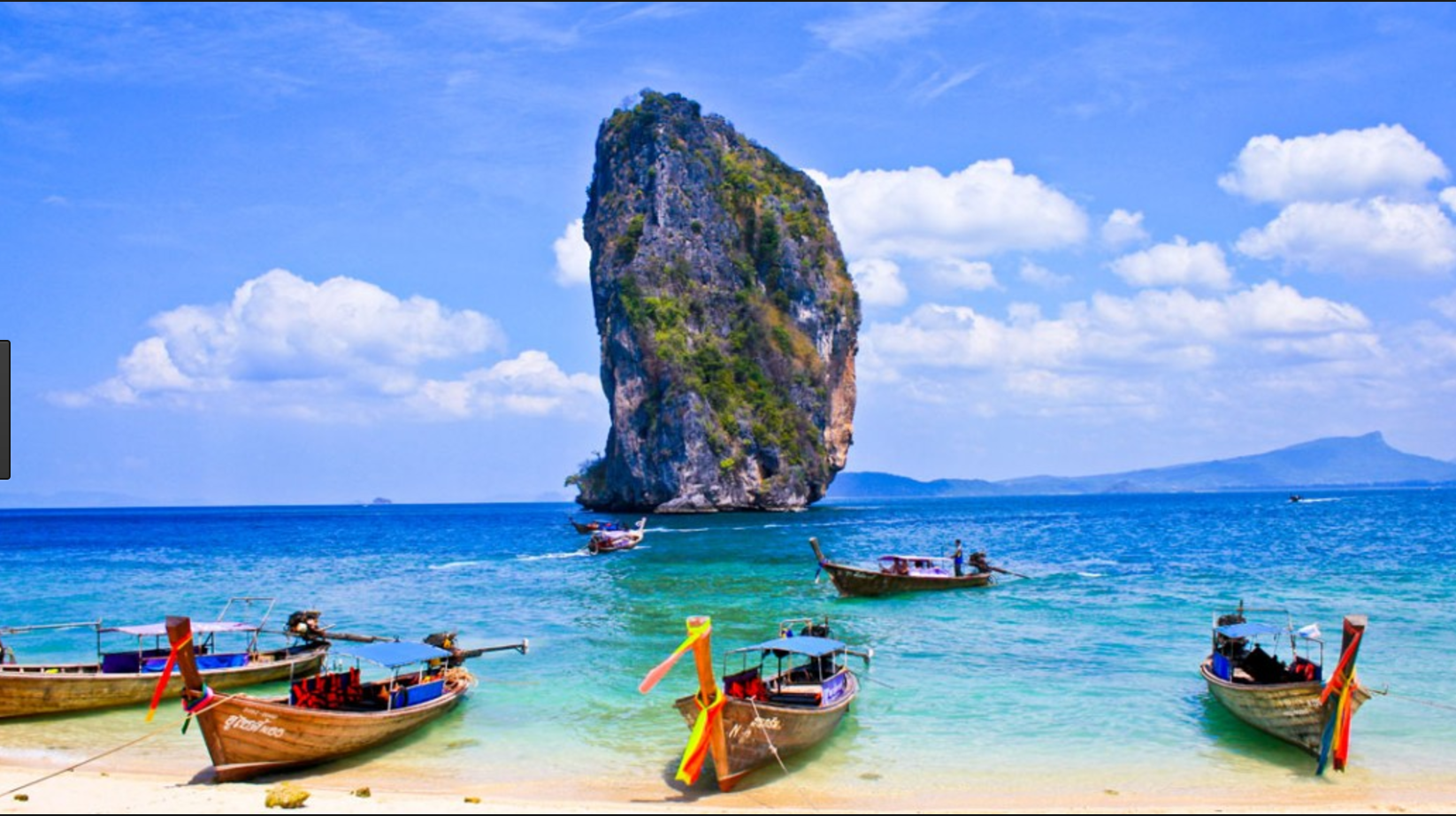 Railay Beach / Phra Nang Beach Romantic Getaway