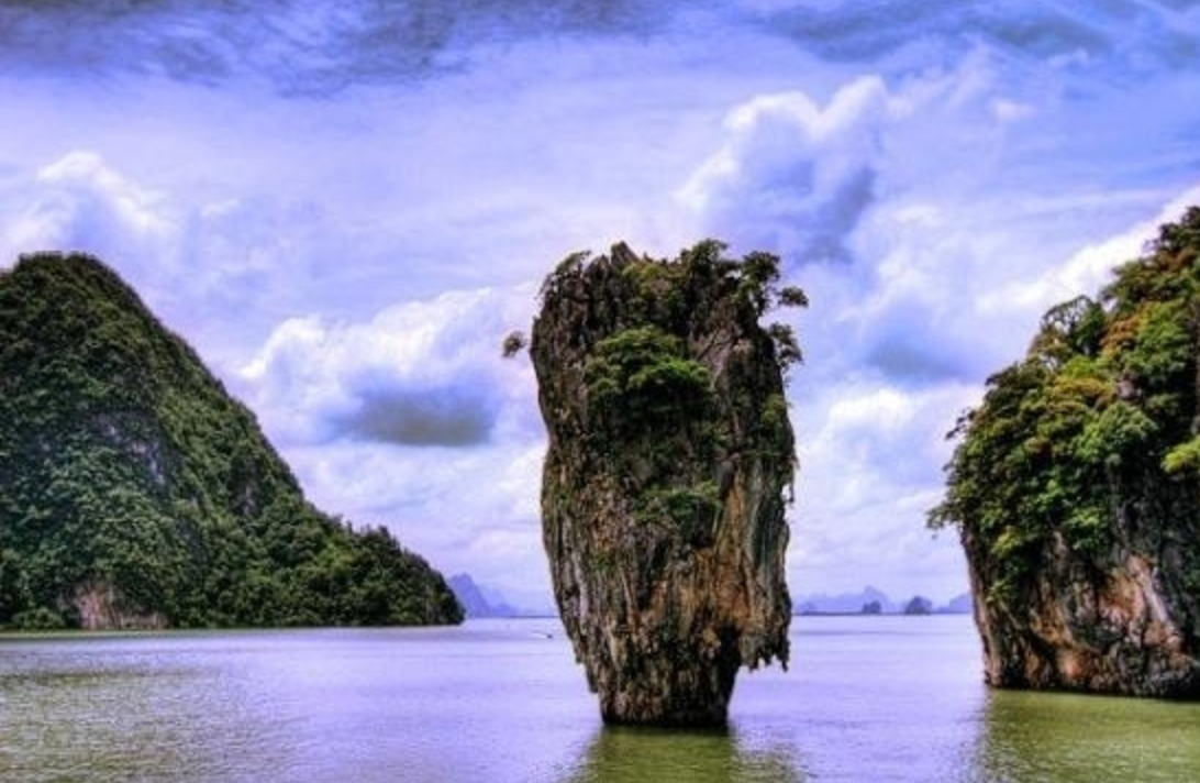 James Bond Island Romantic Getaway