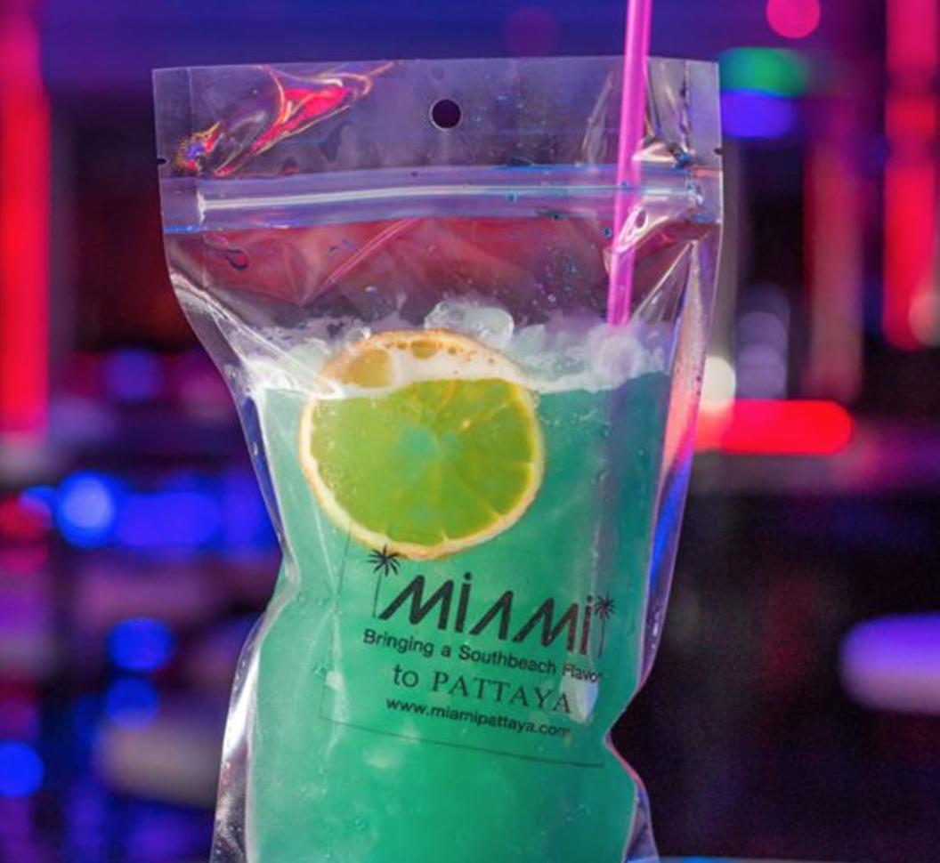MiaMi Club Cocktail in a Bag