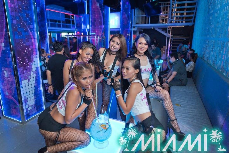 MiaMi Dancing Girls
