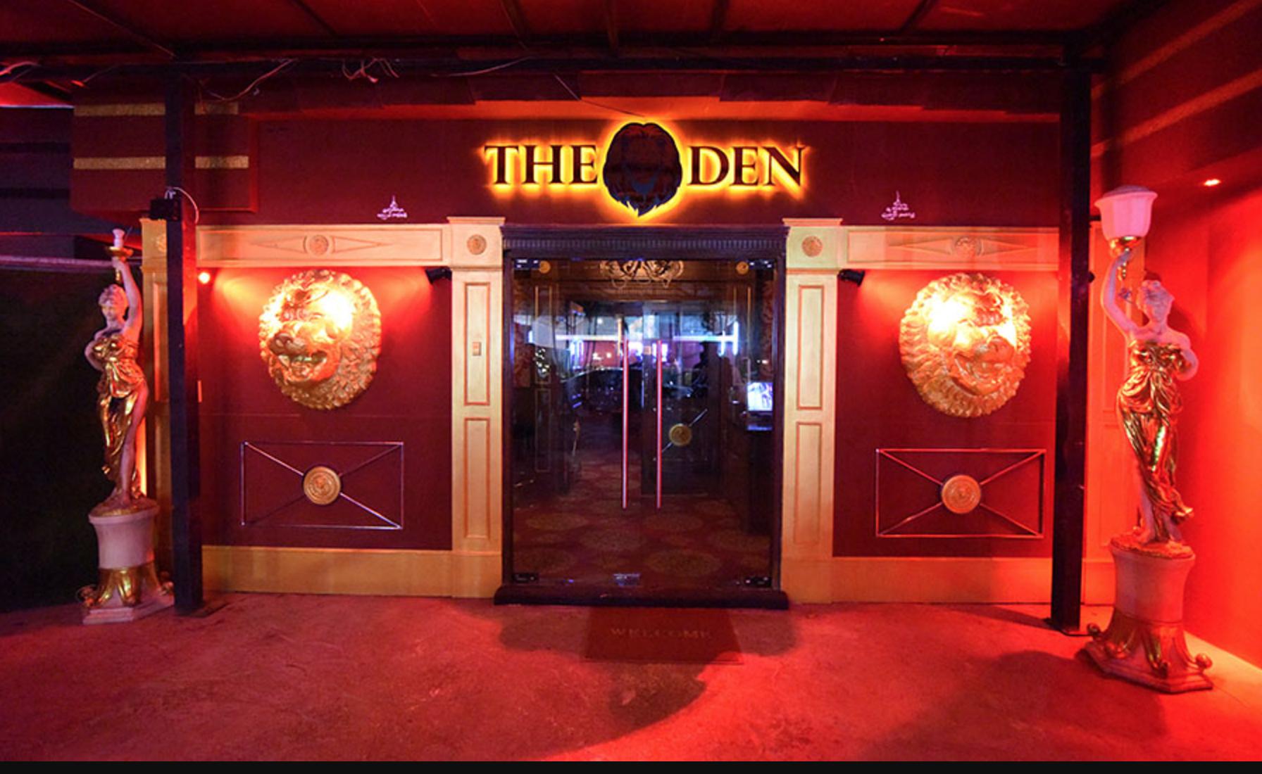 The Den Gentlemen's Club