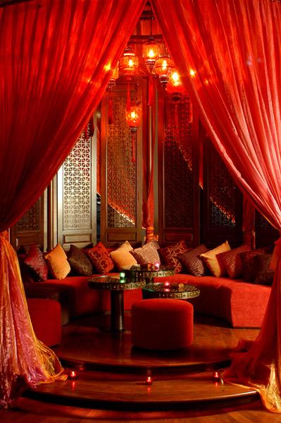 Mantra Lounge Area