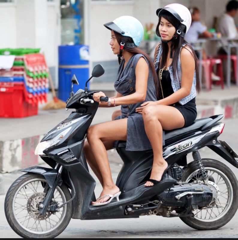 Tourist Without Car Insurance Fine