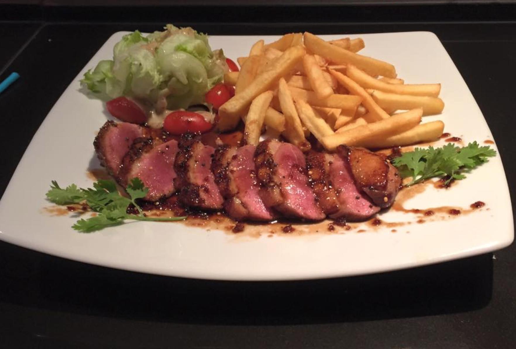 Access Inn Steak & Fries