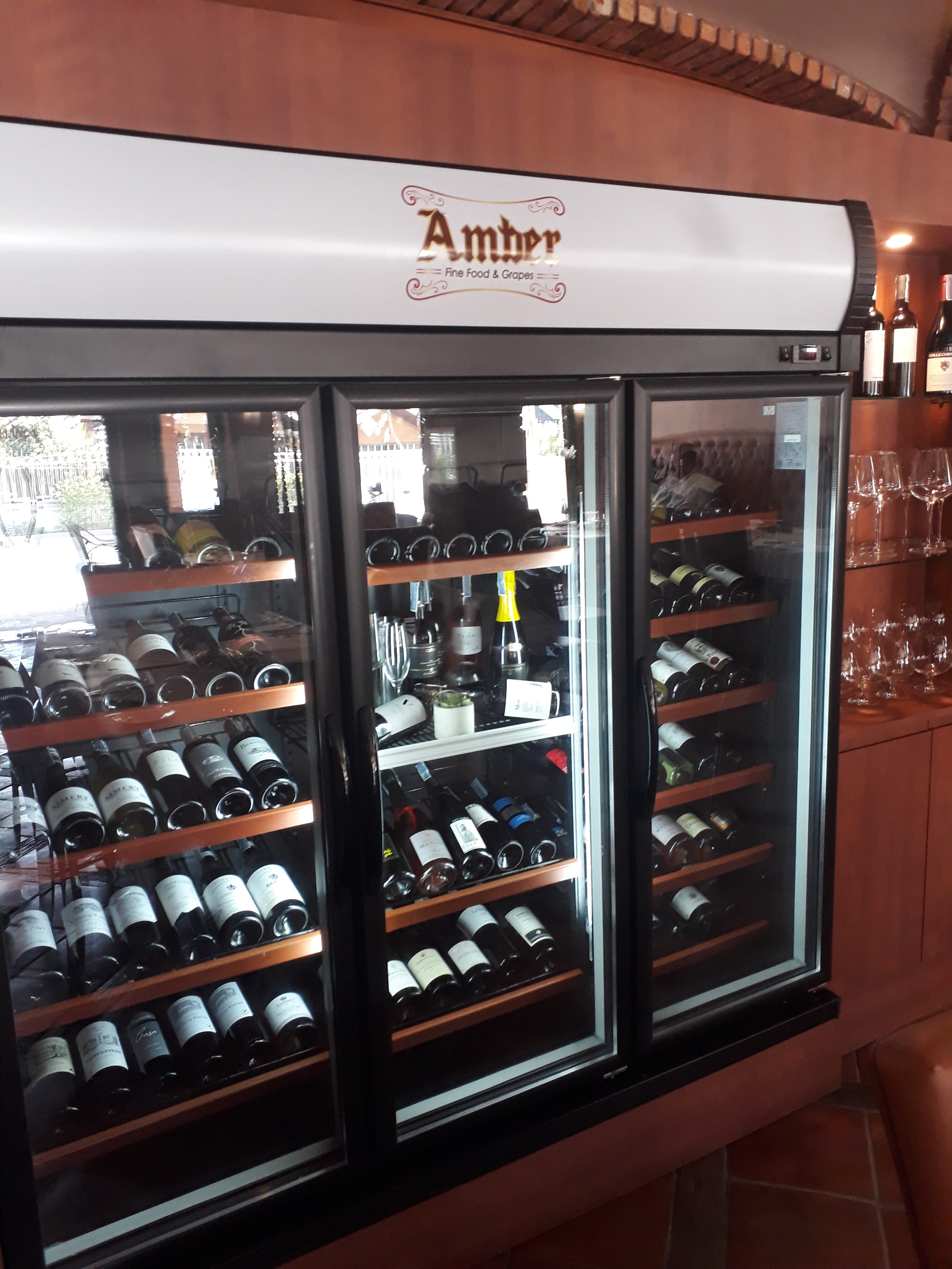 Amber Wine Cellar