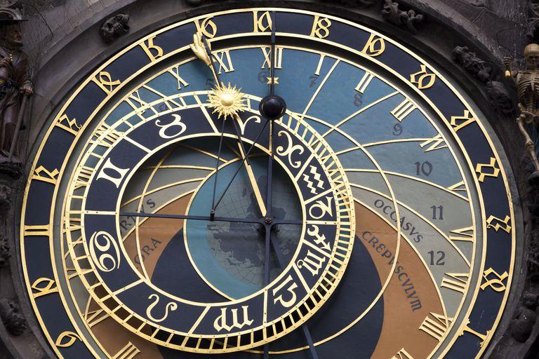 Astrological Clock of Prague