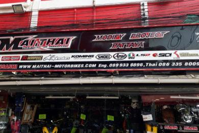 Mai Thai Motorbike Shop